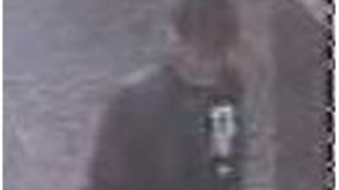 CCTV image of man police want to speak to over assault