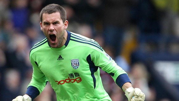 Ben Foster signs deal with West Brom