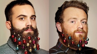 Beard Baubles (£7 a pack) sold out quickly, with new stock expected on Thursday