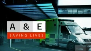 A and E Saving Lives: Correspondent blog