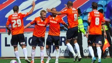 Luton Town are currently flying high in League Two.