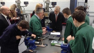 The Duke of York at UTC Swindon