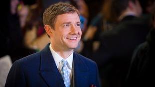 Martin Freeman has been nominated for Fargo.