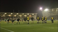 Newcastle Falcons release statement