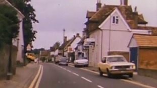 How the A11 used to be in the 1970s