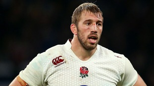 England captain Robshaw ruled out for four weeks