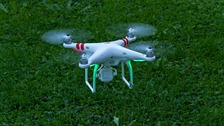 Unmanned drones are becoming increasingly cheap to buy and popular to use.