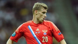 Russia's Pavel Pogrebnyak