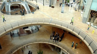 Man dies from 3rd floor fall in Bullring