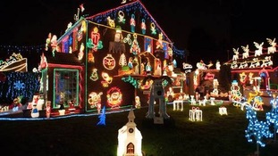 Gallery: Christmassy houses in the West Country