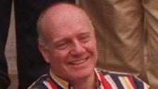 Former Radio 1 DJ Chris Denning