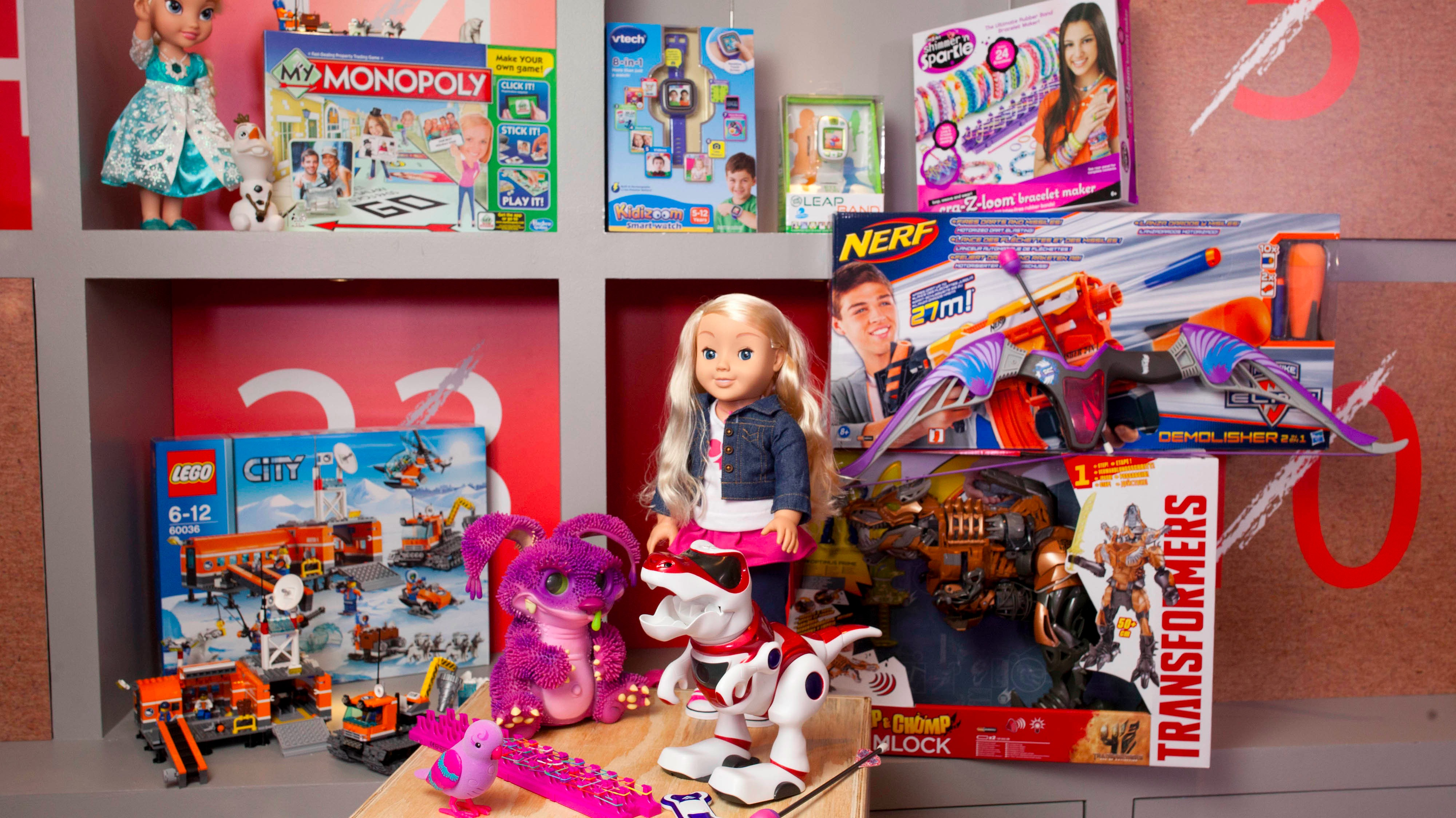 Toys For Parents : Parents urged to give children gender inclusive toys