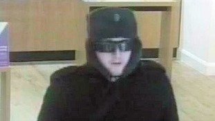 Horsham Sussex bank robbery
