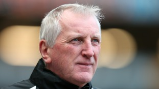 Ronnie Moore appointed Hartlepool manager