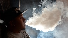 Using electronic cigarettes - or 'vaping' - can more than double the chances of smokers kicking the habit, a new study has found.