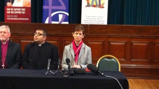 New Bishop of Stockport Libby Lane