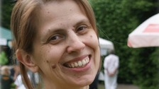 Libby Lane, the Church of England's first female bishop.
