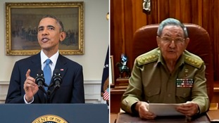 US and Cuba to 'normalise ties' after prisoner exchange