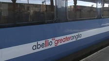 The rail line between Ipswich and Stowmarket is blocked by a signalling fault.
