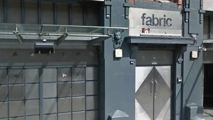 Image result for fabric london outside
