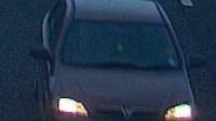 Mr Overton's distinctive car