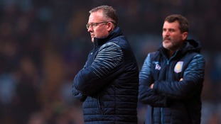 Paul Lambert confirms Roy Keane turned up at Tom Cleverley household to confront player