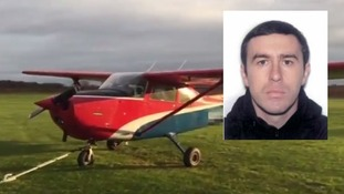 The NCA said Paul John Scott was arrested - along with a Dutch pilot - after being flown into a Norfolk airfield in a Cessna 170 light aircraft.