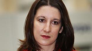 Shadow Chief Secretary to the Treasury Rachel Reeves