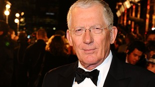 Nick Hewer pictured at the National Television Awards.