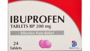 Ibuprofen appeared to extend the lives of worms and flies by around 15 per cent