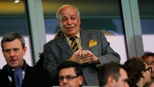 Dr Allam has made the £1.4 million donation