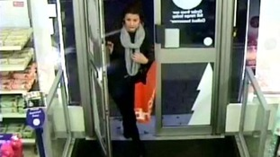 Police want to speak to this woman over a series of shoplifting incidents at stores in Crowborough.
