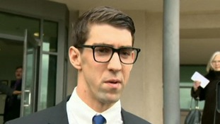 Michael Phelps told reporters he would 'continue to grow from this' after admitting to the judge he had made a 'bad mistake'.