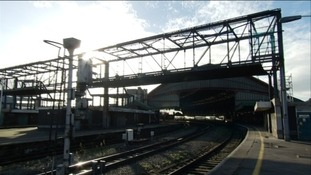 Disused royal mail conveyor will be removed from Bristol Temple Meads station on Christmas day