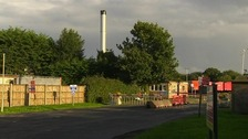 The Heinz factory at Westwick, Norfolk.