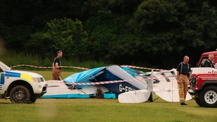 Pilot dies after crash at airshow