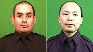New York Police officers killed in shooting
