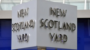 Former officers will deliver the file to Scotland Yard
