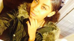 Chloe Williams, 22, of Chingford.