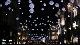 Shoppers expected to have spent £150m this weekend.