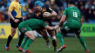 Haskell hoping for more of the same after Wasps win
