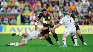 Salesi Ma'afu is also heading for the exit door.