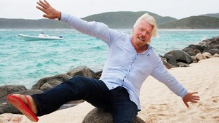 Richard Branson is one the celebrities who have supported the company.