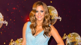 Caroline Flack and her partner Pasha Kovalev has been crowned champion of Strictly Come Dancing 2014