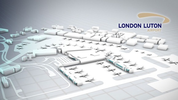 Plans for the new-look Luton airport