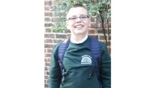 12 year-old Dennis Pearce was last seen this afternoon.