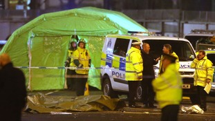 Police investigate Glasgow bin lorry crash that leaves six dead