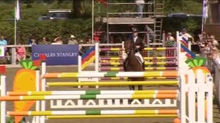 Scott Brash competing