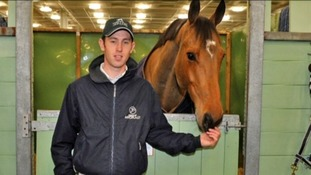 Scott Brash and his horse