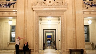 The Great Hall at Parliament Buildings, Stormont,